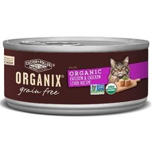 Organix Organic Canned Cat Food