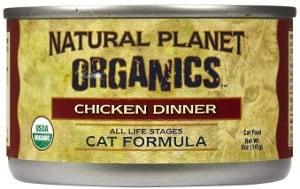 Tuffy's Pet Food Natural Planet Organics