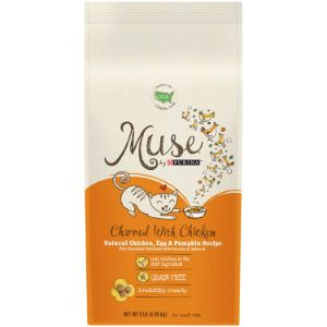 Muse by Purina Grain Free Dry Cat Food-min