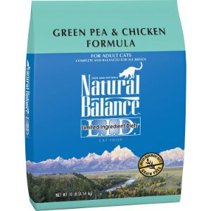 Natural Balance Limited Ingredient Dry Cat Food-min