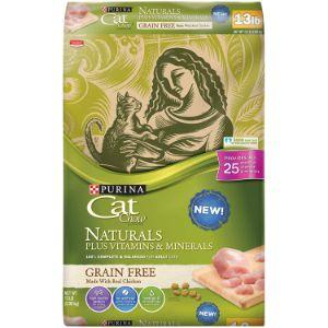 Purina Cat Chow Naturals Grain-Free-min