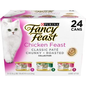 Purina Fancy Feast Classic Pate Collections-min