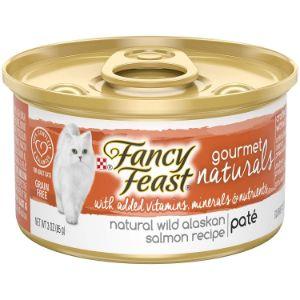 Purina Fancy Feast Gourmet Naturals-min