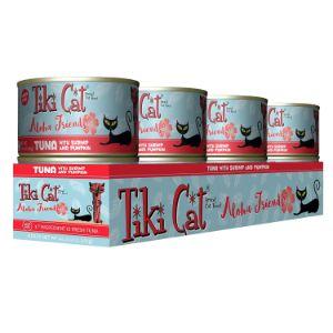Tiki Cat Aloha Friends Wet Cat Food-min