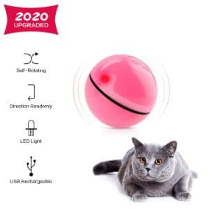 Interactive Cat Toys Ball