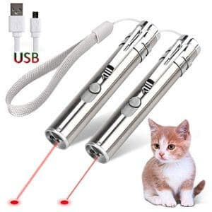 GO! Rechargeable Pet Training Exercise Chaser Tool