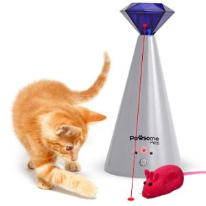 Pawsome Pets Interactive Laser Cat Toy