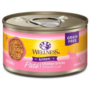 Wellness Complete Health Natural Grain Free Cat Food