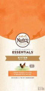 Nutro Kitten Dry Cat Food