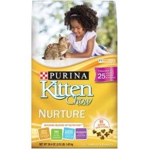Purina Kitten Chow Nurture Kitten Dry Cat Food