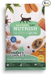rachel ray nutrish indoor complete natural dry cat food
