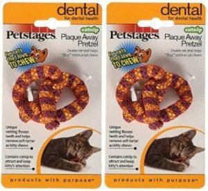 Petstages Plaque Pretzel