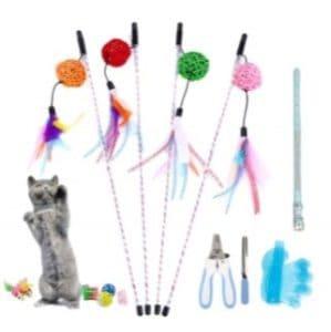 Whobee interactive cat toys