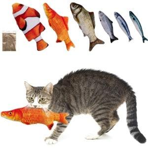 Realistic Fluffy Fish