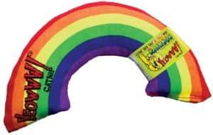 Yeowww! Catnip Toy, Rainbow