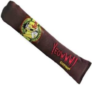 Yeowww! Cigar Catnip Toy
