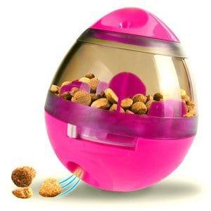 Treat Dispenser Ball Toy