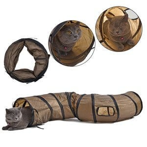 PAWZ Road Cat Toys Collapsible Tunnel