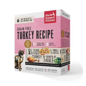 The Honest Kitchen Dehydrated Cat Food – Turkey