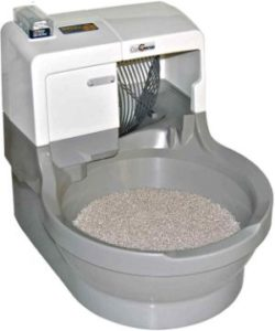 CatGenie Self-Washing, Self-Flushing Cat Box