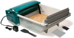 PetZone Smart Scoop Automatic Litter Box