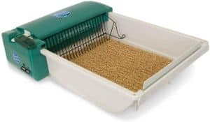 SmartScoop Basic Green Self-Scooping Litter Box