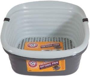 Petmate Arm & Hammer Sifting Litter Pan