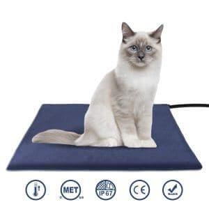 Amzdest Pet Heating Pad