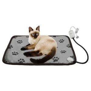 KOOLTAIL Pet Heating Pad for Cats