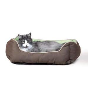 K&H Pet Products Self-Warming Lounge Sleeper