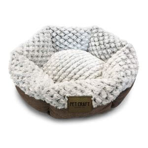 Pet Craft Supply Co. Self Warming Cat & Dog Bed