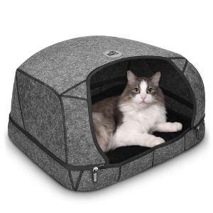 CAT Care Heated Cat Bed