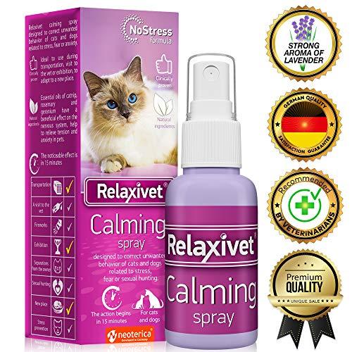 Relaxivet Calming Spray