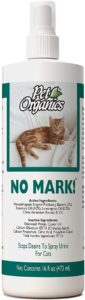 NaturVet Pet Organics No Mark Spray