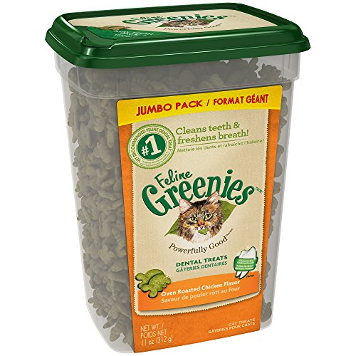 Feline Greenies Natural Cat Treats