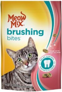 Meow Mix Brushing Bites