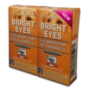 Ethos Bright Eyes Drops for Pets