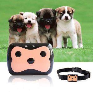 MUXAN Mini GPS Tracker Collar