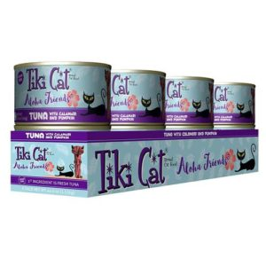 Tiki Cat Aloha Friends Wet Food