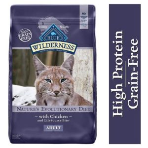 Blue Buffalo Wilderness High Protein Dry Cat Food