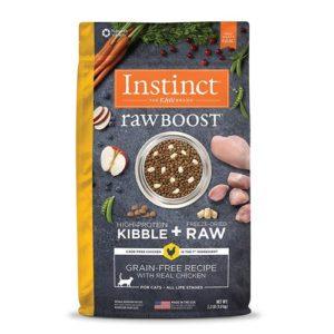 Instinct Raw Boost Cat Food
