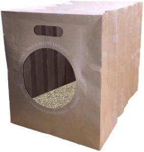 Kat Pack The Eco Friendly Biodegradable Travel Cat Litter Box-min