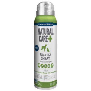 Natural Care Flea and Tick Spray-min