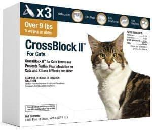 CrossBlock II Flea Preventative-min