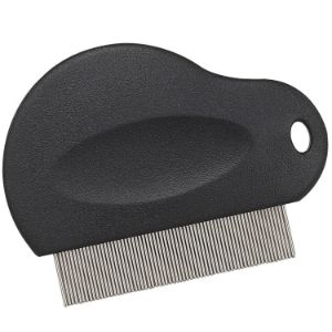 Master Grooming Tools Contoured Grip Flea Combs