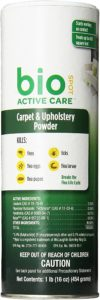 Bio Spot Active Care Flea & Tick Carpet Powder