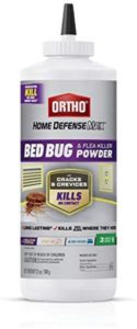Ortho Home Defense Max Bed Bug and Flea Killer Powder
