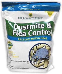 The Ecology Works - Dust Mite and Flea Control