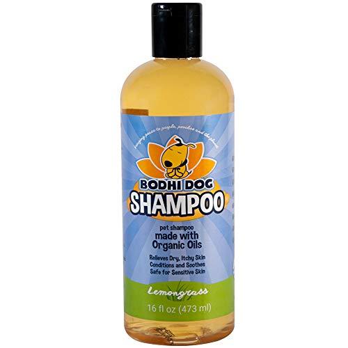 Bodhi Dog All Natural Anti Itch Lemongrass Shampoo
