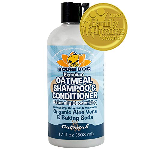Bodhi Dog All Natural Anti Itch Oatmeal Shampoo